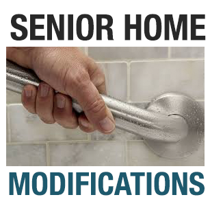 Senior Home Remodeling Modifications
